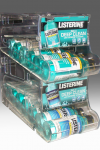 Listerine 95ml  Gravity Feed Displays